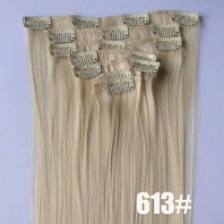 Brazilian Remy Hair Blond 60nr 50cm ― HairSee